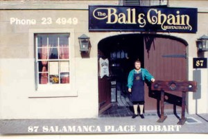 The Ball and Chain Hobart