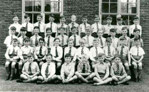 Back Row left to right: blank, Martin Upton, blank, Ian Johnson, blank, John Beach, you, blank, blank, Gordon Brazier, Malcolm Cassleton Next Row: blank, blank, blank, blank, me, blank, blank, blank, blank, blank, Keith Jarman Next Row: blank, blank, Derek Bowman, then 7 blanks Front Row: Blanl, Blank, Blank, Blank, Norman whitwood, Blank
